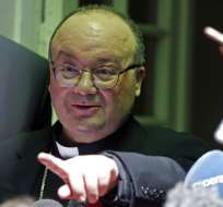 enviado de Vaticano a Chile