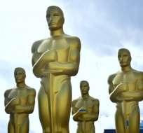 Se espera un gran público por los Óscar. Foto: AFP