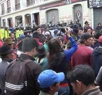 Protesta-Cotopaxi