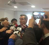Gustavo Jalkh respeta trámite de juicio político a Judicatura