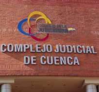 Complejo Judicial de Cuenca