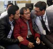 periodistas ecuatorianos secuestrados