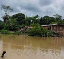 Inundaciones Manabí.