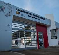 Unidad Educativa del Milenio Yasuní
