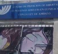 Centro de rehabilitación social de Ambato