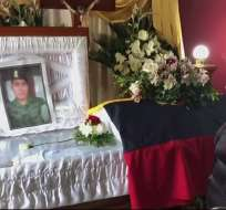 Marino muerto en Guayaquil