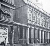 Guayaquil en 1929
