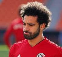Mohamed Salah, figura egipcia.