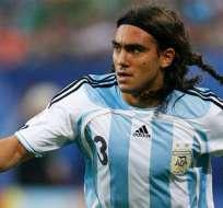 Juan Pablo Sorín, en su paso por la Selección Argentina