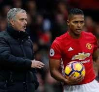 El exjugador del Manchester United confirmó que Mourinho y 'Toño' tenían roces. Foto: Archivo