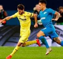 El Zenit no pudo ante el conjunto español.