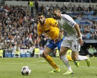 Real Madrid ganó 2-1 a Juventus. Foto: EFE