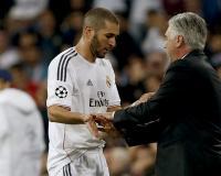 Los goles del Real Madrid los hizo Cristiano Ronaldo, por Junventus descontó Fernando Llorente. Foto: EFE