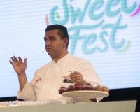 Fotos: API / Conferencias del pastelero Buddy Valastro, durante el evento Quito Sweet Fest