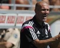 Zidane inició su carrera como estratega del Real Madrid Castilla, equipo de segunda categoría del mismo grupo. Foto: Marca