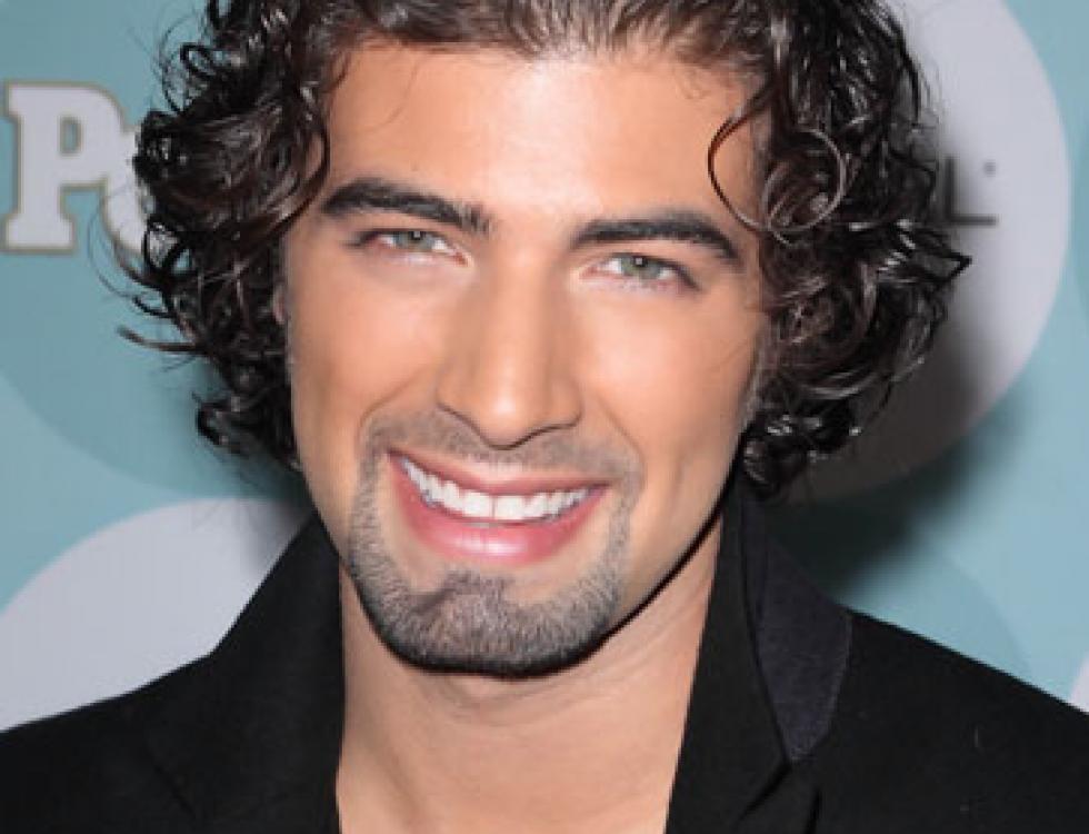 """Para la telenovela """"Más Sabe El Diablo"""" con Gaby Espino tuvo que cambiar drásticamente su look original."""