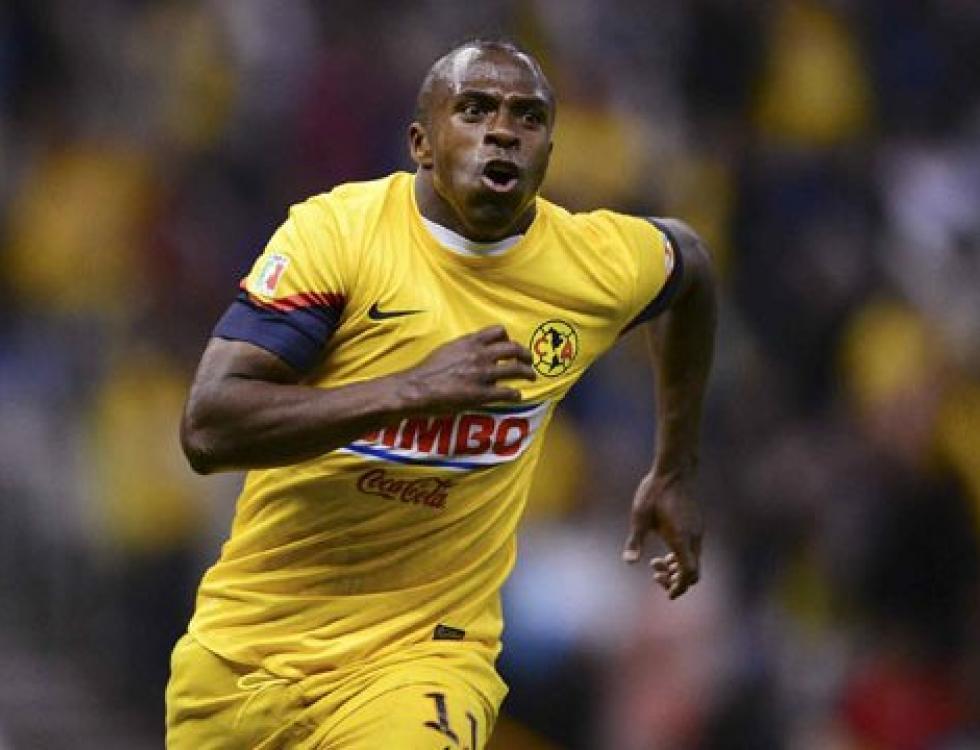 'Chucho' Benítez es el romperedes del fútbol mexicano. Foto: www.record.com.mx