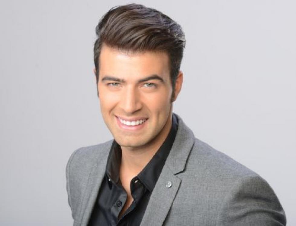 """El Jencarlos de hoy en """"Pasión Prohibida"""", un joven elegante y 'fashionista', todo un playboy de telenovela."""