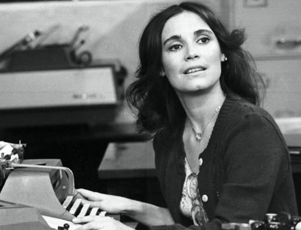 La recordada Regina Duarte en Malu Mulher durante 1979 y 1980. FOTO: Internet