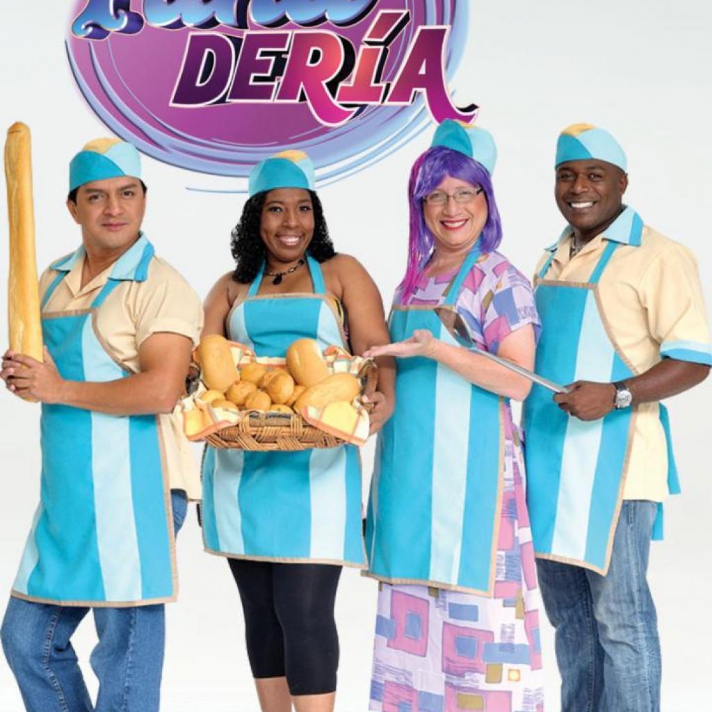 """Serie """"La Panadería""""."""