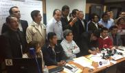 Integrantes de la agrupación afirmaron que recibirán a todos los precandidatos presidenciales para escuchar sus propuestas. Foto: @panchogarces