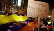 La oposición convocó a una nueva huelga general de 12 horas para este viernes. Foto: EFE