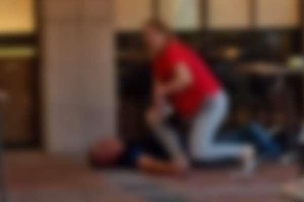 Asesinan a hombre en centro comercial de Samborondón