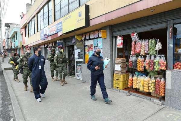 Siete alcaldes de Pichincha piden al COE nuevas restricciones