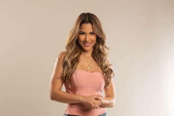 Alejandra Jaramillo contenta por su protagónico en Sí Se Puede