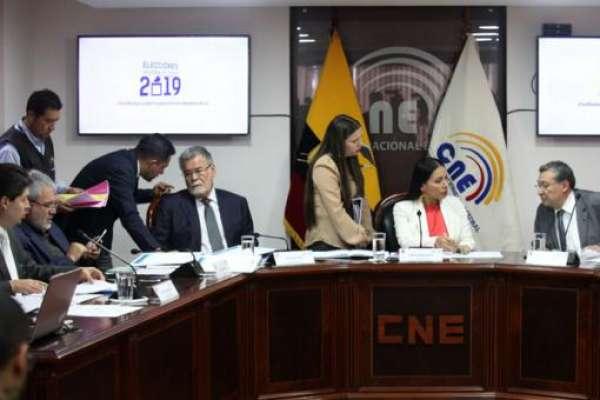 Consejo Nacional Electoral crea Unidad Antilavado