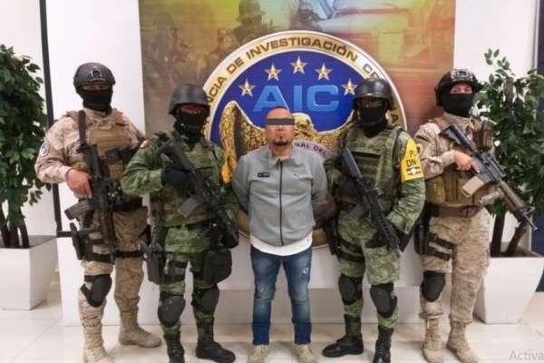 Capturan a El Marro, uno poderoso capo mexicano