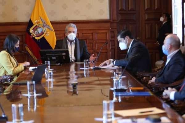 Ecuador ratifica compromiso en Cumbre Amazónica