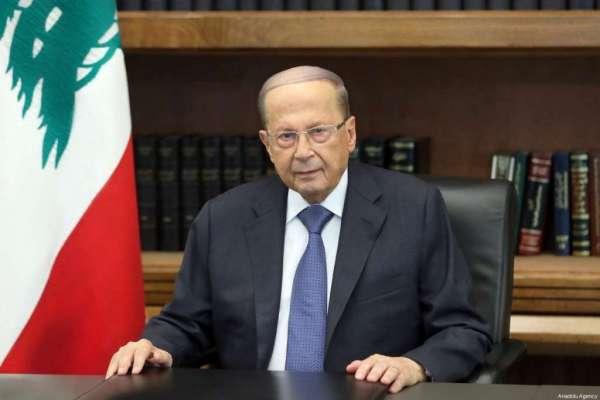 Pdte. libanés reconoce que supo de la existencia del nitrato