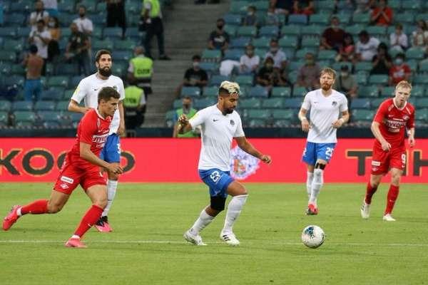 Nuevo gol de Cristhian Noboa en Rusia