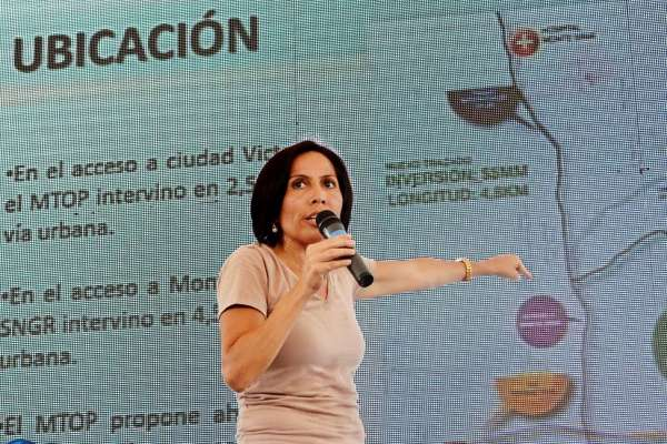 Exministra Duarte no habría oficializado pedido de asilo