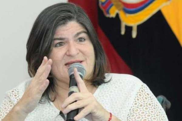 María Elsa Viteri sustituye a Correa como precandidata a la Vicepresidencia