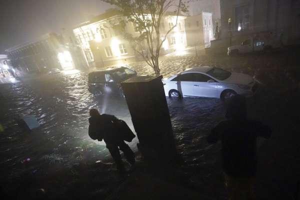 El huracán Sally deja un muerto en el sur de Estados Unidos