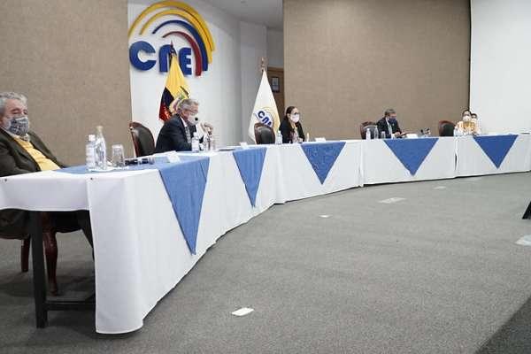 CNE exige más dinero para elecciones al Ministerio de Finanzas