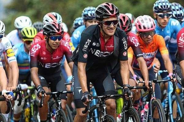 Carapaz sí estará en el Mundial de Ciclismo