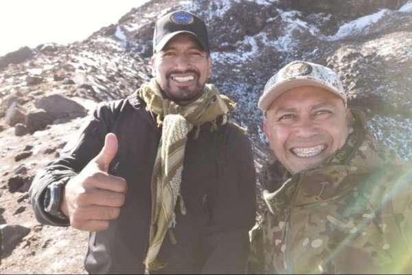 Dos guías fallecidos tras deslave en el cerro Cotacachi
