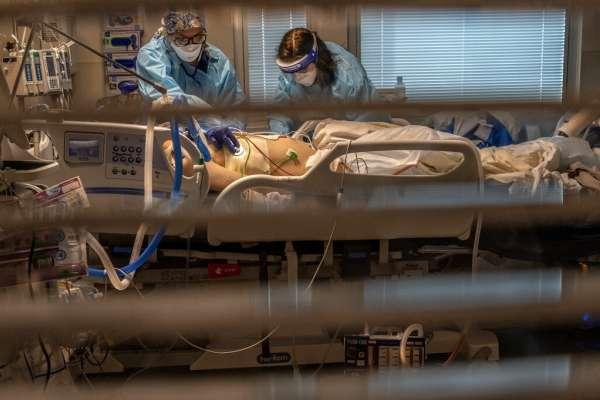 California, el 1er estado con 2 millones de casos del virus