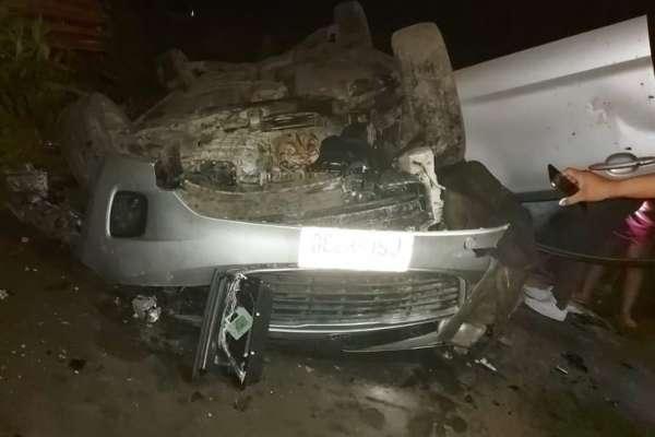 17 muertos en dos accidentes de tránsito en Bolívar y Tungurahua