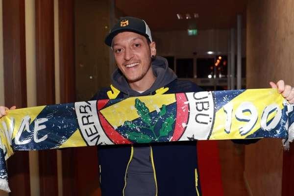 Mesut Özil ve cumplirse