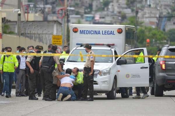 El crimen de Efraín Ruales fue ordenado desde la cárcel de Guayaquil