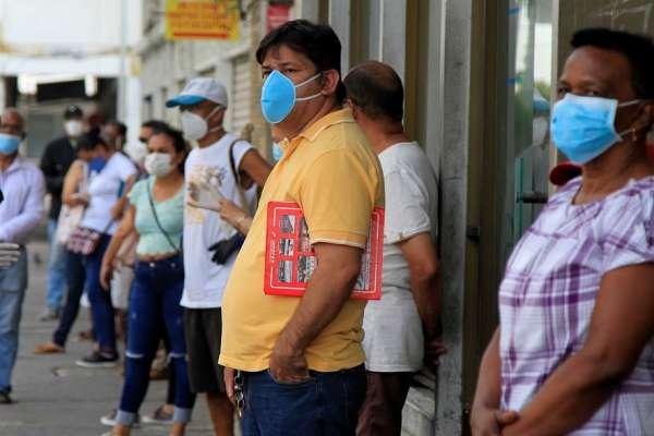 Ecuador cumple un año de COVID-19 con casi 290 mil casos