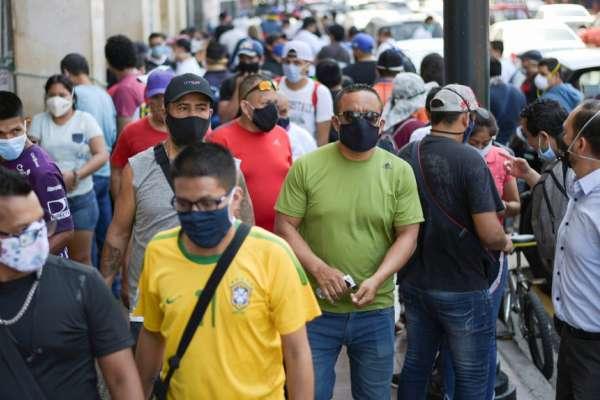 Uso obligatorio de mascarilla complica la identificación de criminales