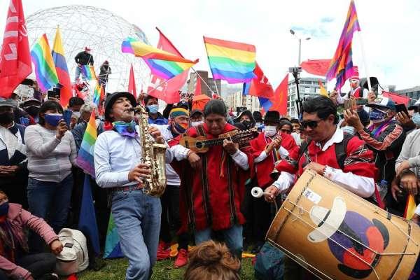 Grupos indígenas estudian acciones para rechazar fraude electoral a Yaku