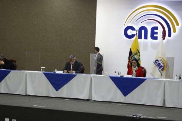 CNE confirmó el calendario para la segunda vuelta electoral