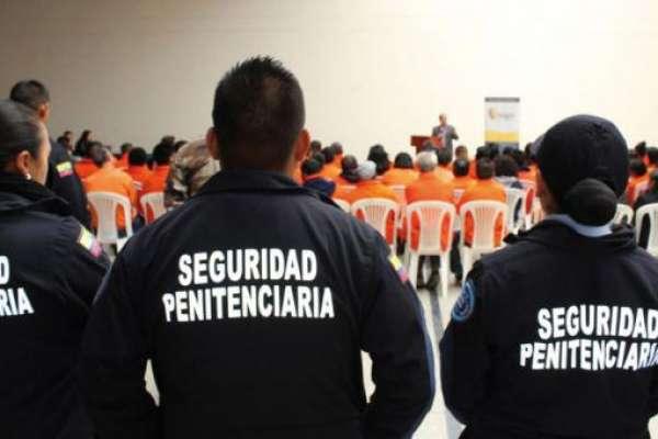 Guías penitenciarios crean una asociación ante inseguridades