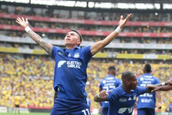 Joao Rojas ya no entrena con Emelec y se acerca a la MLS